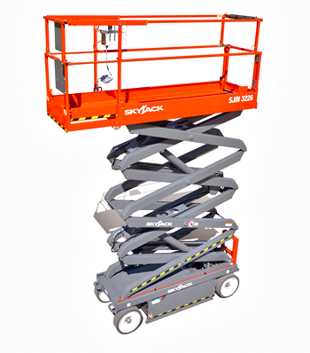 Skyline scissor lifts